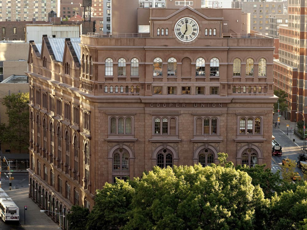 The Cooper Union's Foundation Building